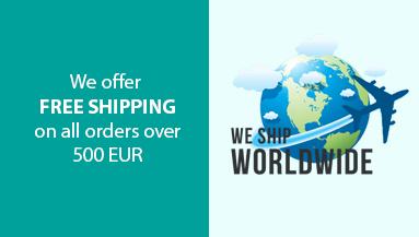 Free shipping EUR